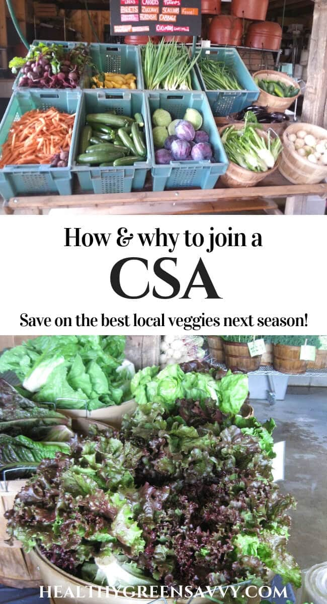 How to Choose the Best CSA for You