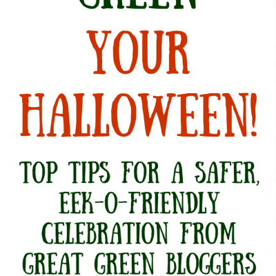 Green Your Halloween! Top Tips from Eco-Experts