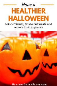 pin with title text and photos of jack o' lanterns