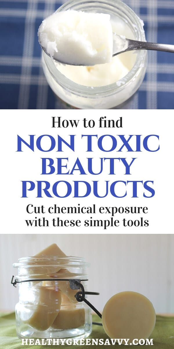 What's in Your Beauty Products? How to Reduce Chemical Exposure