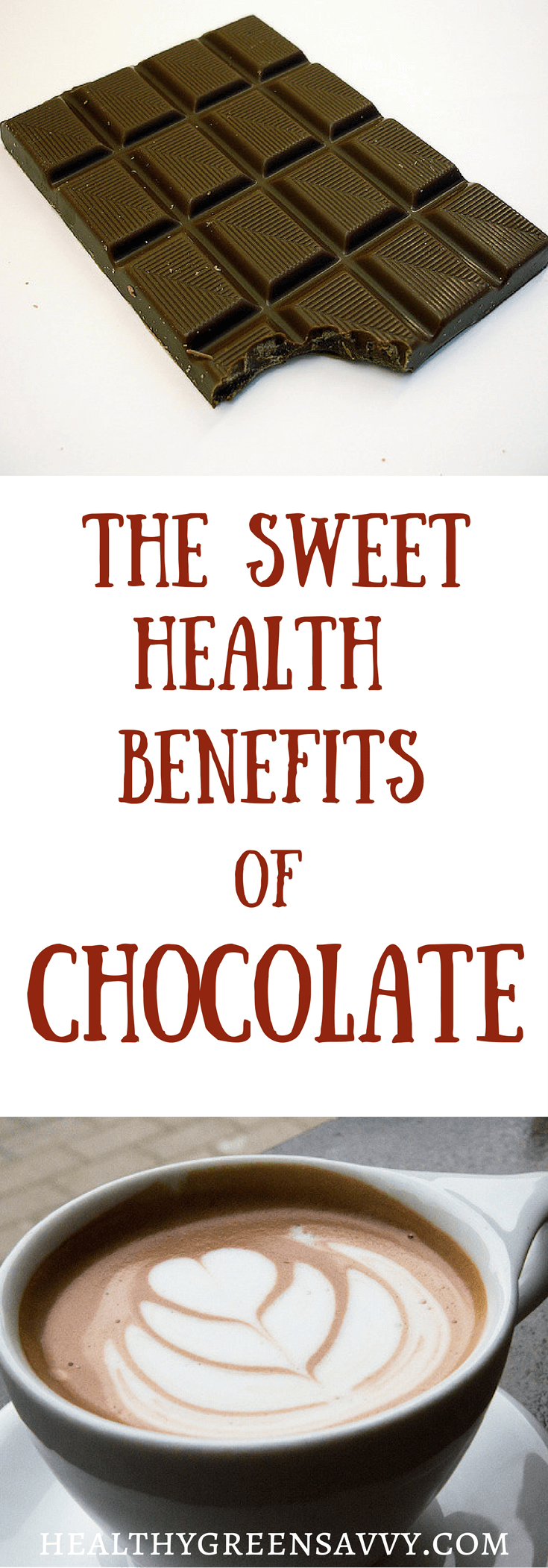 The Sweet Health Benefits of Chocolate - HealthyGreenSavvy
