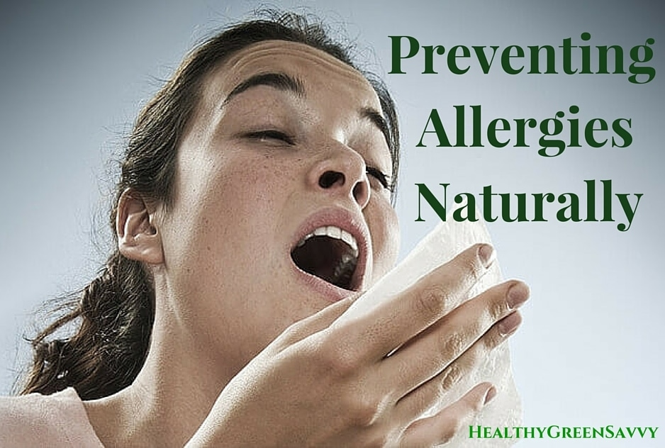 Natural Remedies for Allergies (Sneeze Less This Season!)