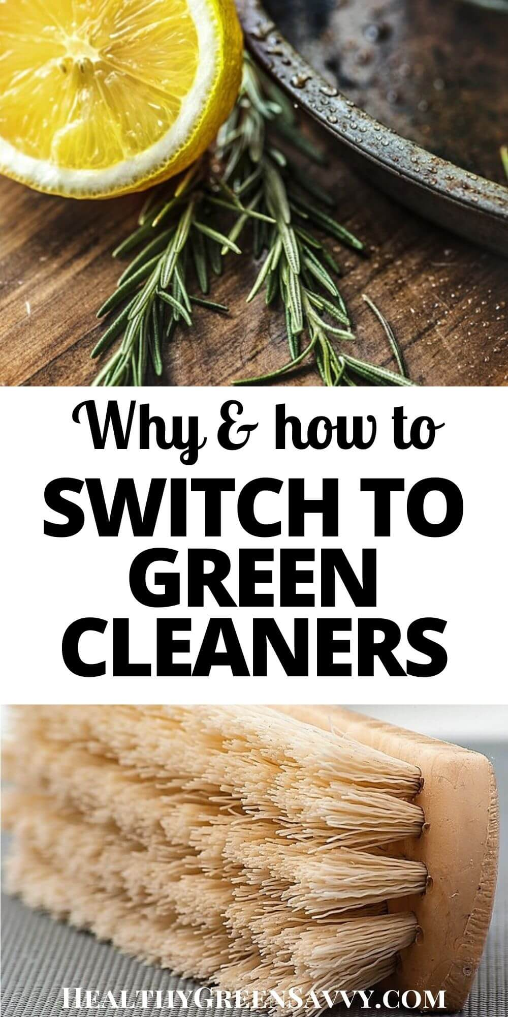 Easy Homemade Cleaners to Avoid Toxic Chemicals