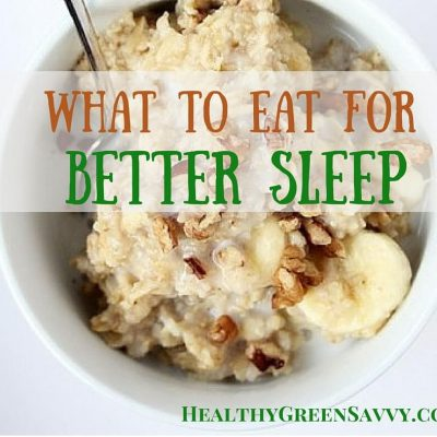 Your diet could be sabotaging your sleep! Find out what to eat for better sleep tonight. Click to read more or pin to save for later.