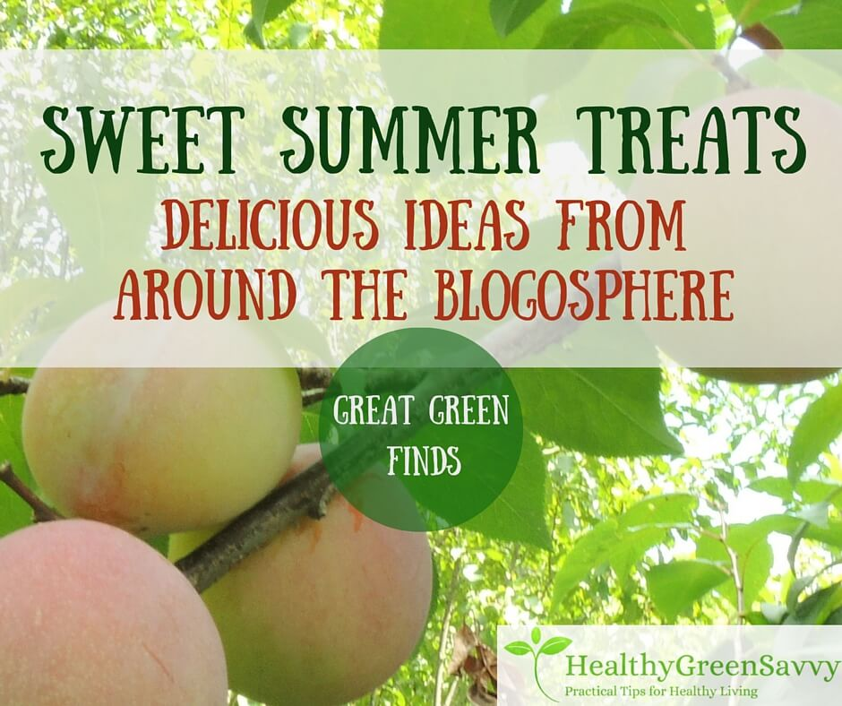 Great Green Finds: Delicious Summer Treats