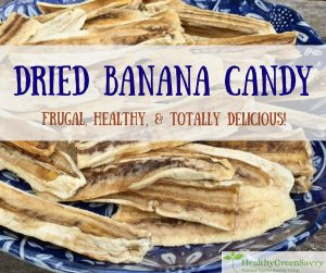 Dried bananas are an unbelievably delicious healthy treat. Try giving your kids these the next time they want something sweet! Click to read more or pin to save for later!
