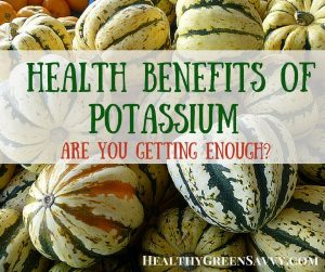 Health benefits of potassium: Getting enough potassium is critical to good health and most of us don't get enough. Helps with muscle soreness, fatigue, even sleep! | potassium-rich foods | #healthyeating