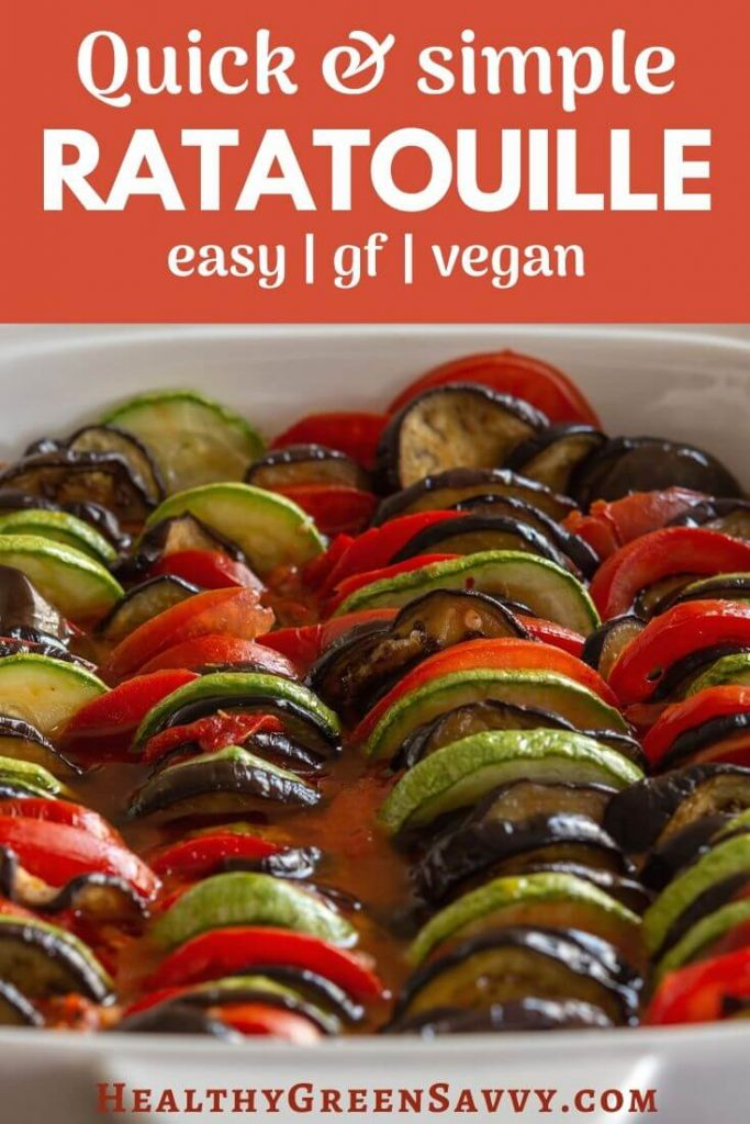 pin with title text and photo of ratatouille
