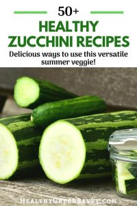 Zucchini recipes galore! Check out these amazing ideas for your surplus zucchini from top bloggers. Everything from zoodle dishes to tasty apps to fabulous desserts. #healthyrecipes #vegetablerecipes #zucchini #zucchinirecipes