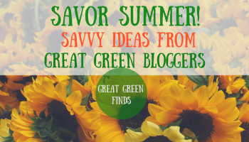 great green finds august