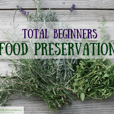 Getting started with food preservation is easier than you think! No special skills or equipment required. Save money and shrink your foodprint with these super simple beginner food preservation projects. Click to read more or pin to save for later!