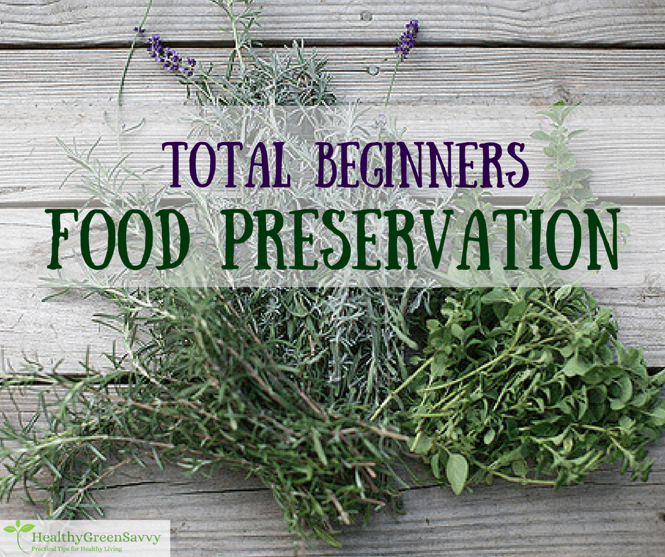 Food Preservation Methods for Beginners ~ Easy Preserving Projects