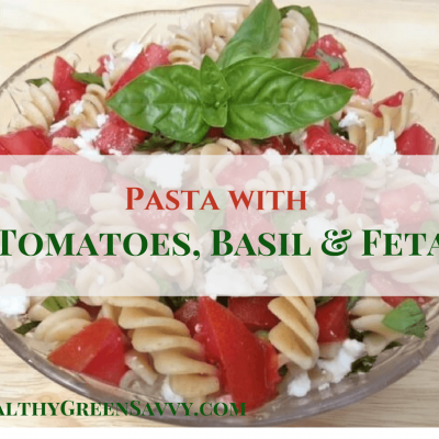 Insanely easy & healthy dinner! This unbelievably easy but VERY tasty meal involves almost no cooking. Perfect for hot summer nights or when you just don't feel like cooking! Click to read more or pin to save for later. | Quick & healthy meals | healthy recipes | summer recipes |