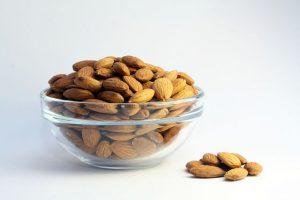 Immune Boosting Foods -- photo of almonds