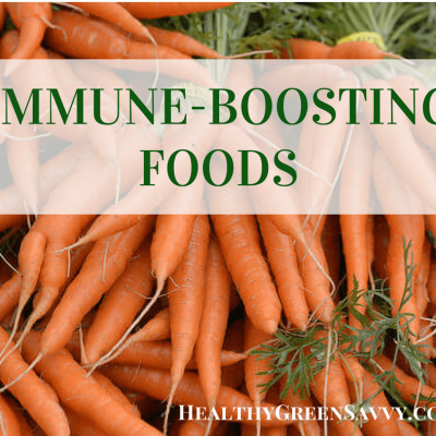 Immune boosting foods to keep you healthy this season! Find out what nutrients you need to keep your immune system humming. Click to read more or pin to save for later.