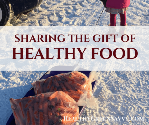 Sharing the Gift of Healthy Food