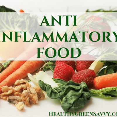 Anti Inflammatory Food ~ Your Best Defense Against Disease