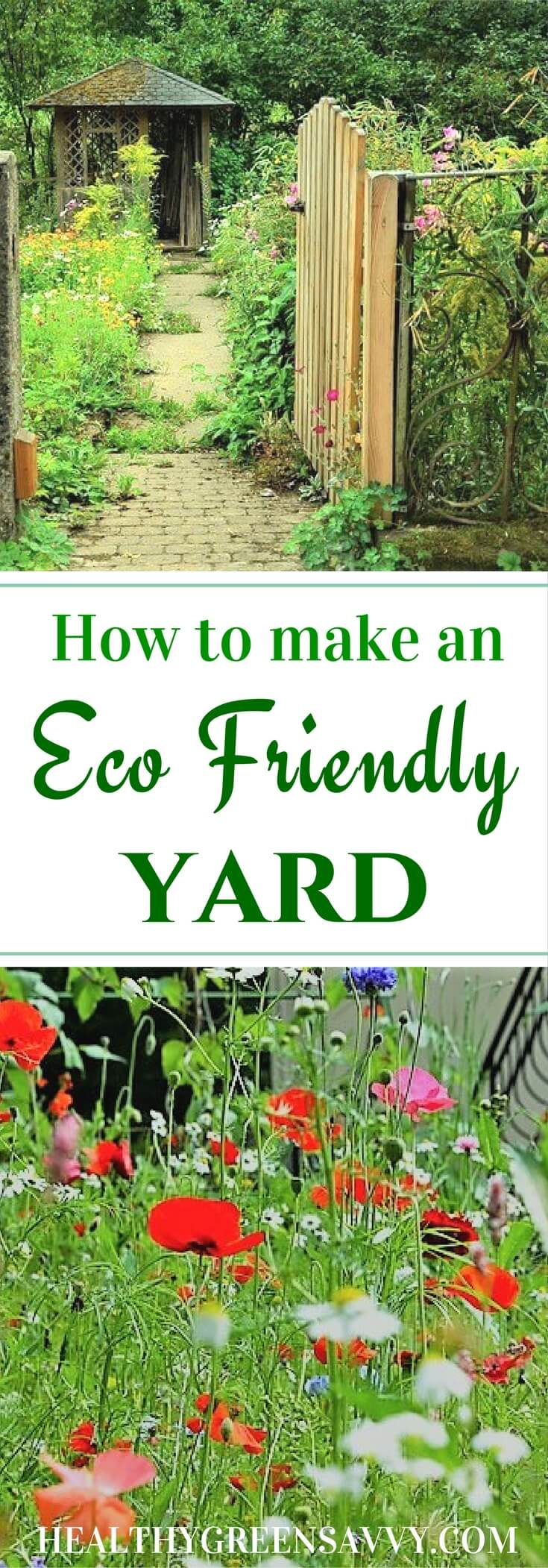 Eco friendly landscaping benefits you AND the planet! Save money, improve  air quality, - Eco Friendly Landscaping: How To Put Your Yard To Work For The