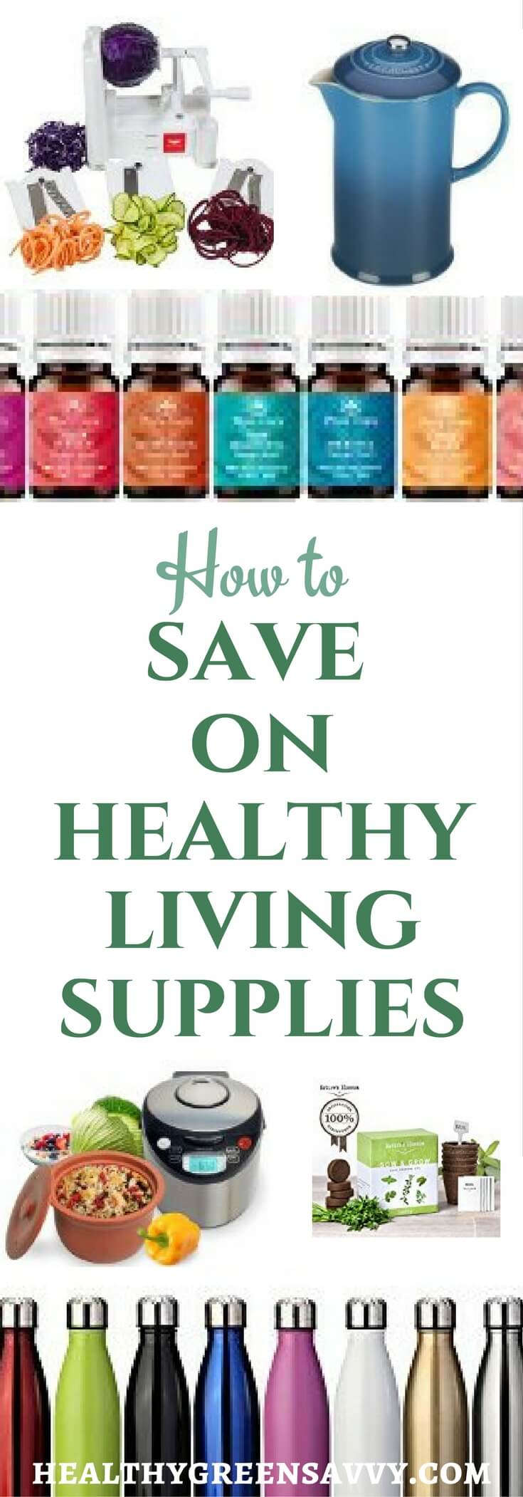How To Save On Healthy Products: A Little Know How And Save You Serious  Money