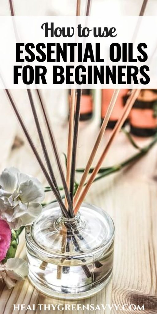 pin showing reed diffuser and oils with title text overlay