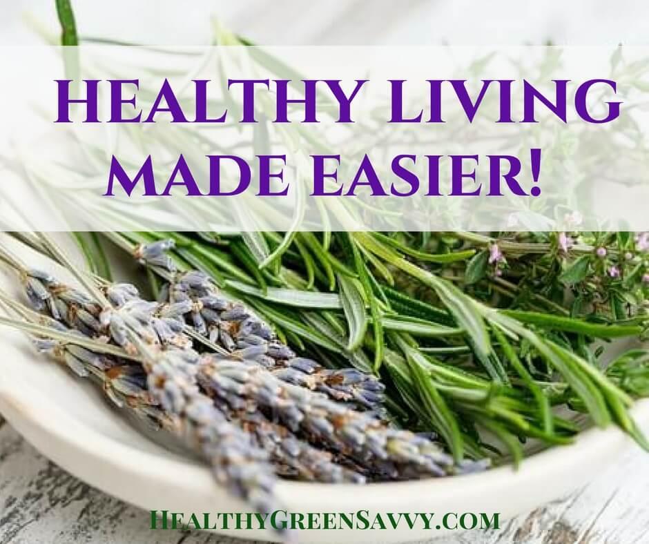 Healthy Living Made Easier ~ Healthy Living Bundle!
