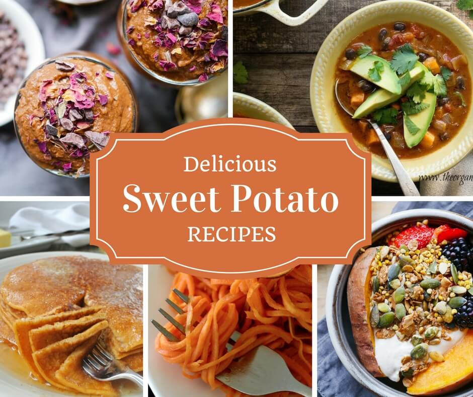 Health Benefits of Sweet Potatoes ~ And Delicious Ways to Enjoy Them!