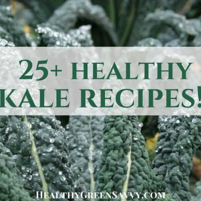 Healthy Kale Recipes! If you're not already a fan of super-healthy kale, these recipes might convert you! #healthyrecipes #kalerecipes #nutrition