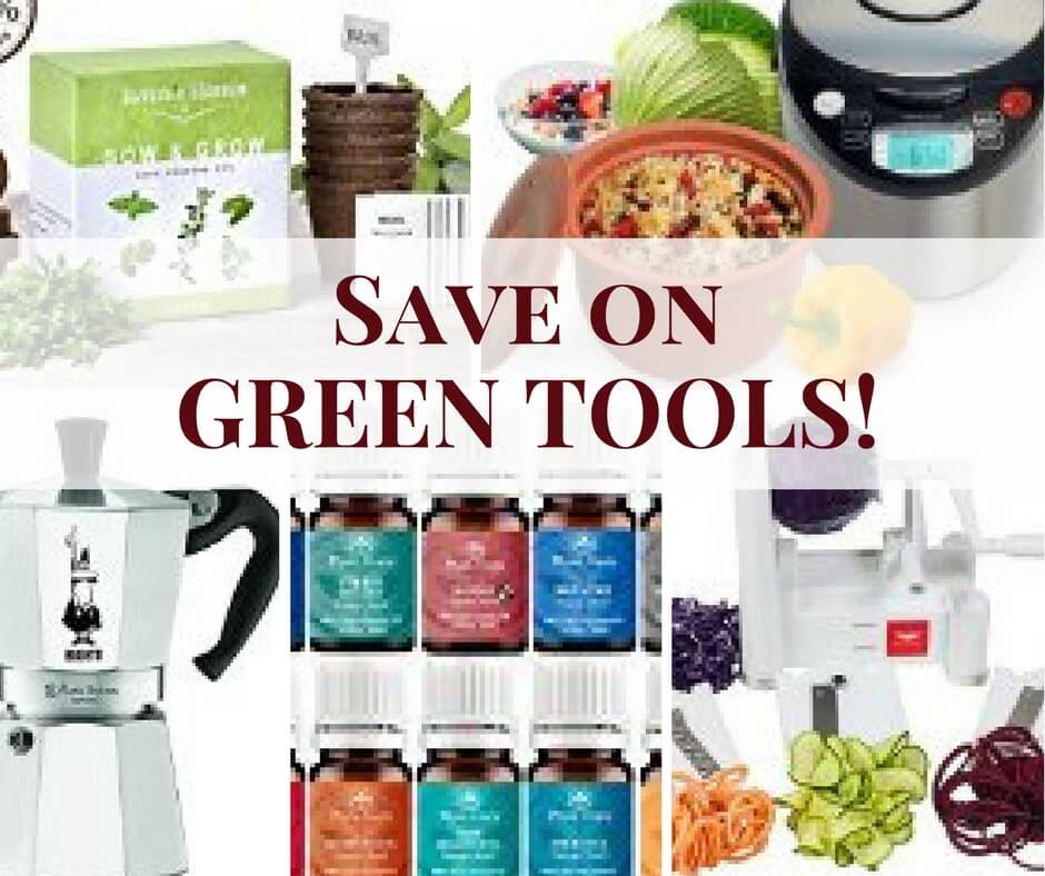 Holiday Deals on Healthy Tools!