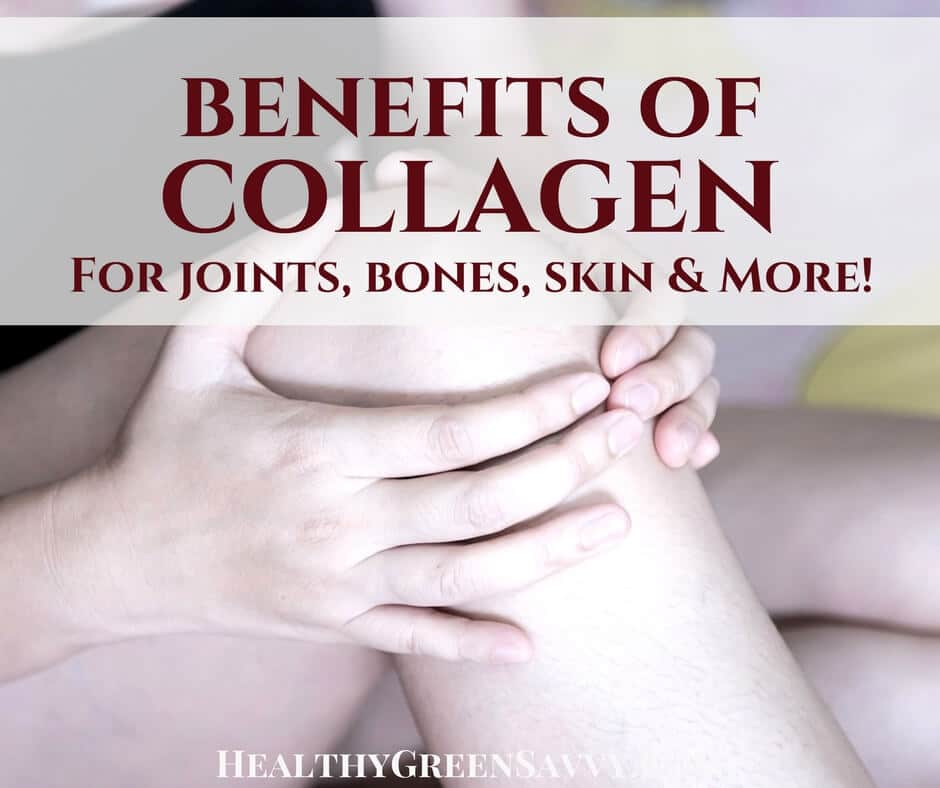 Health Benefits of Collagen for Joints, Bones, Skin & More