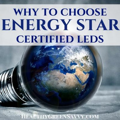 Energy Efficient Lighting with ENERGY STAR certified LEDs