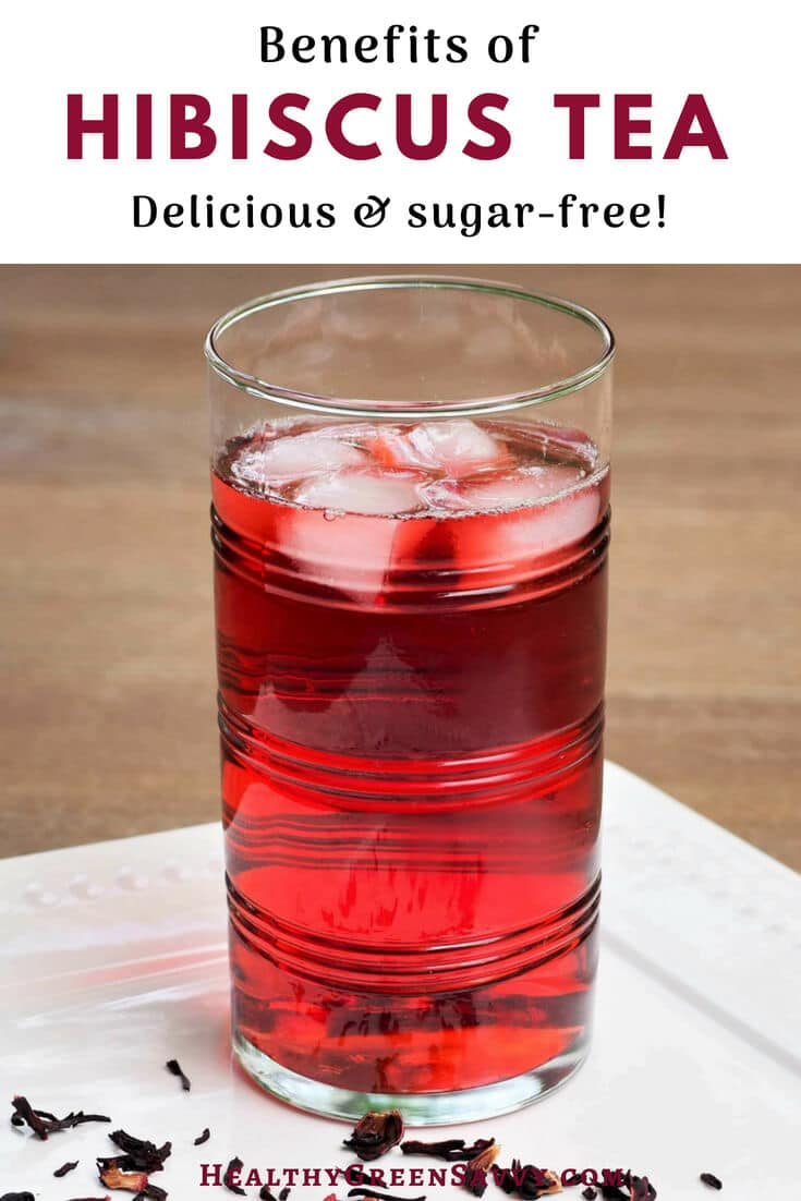 Hibiscus Tea Benefits Why To Brew This Delicious Herb