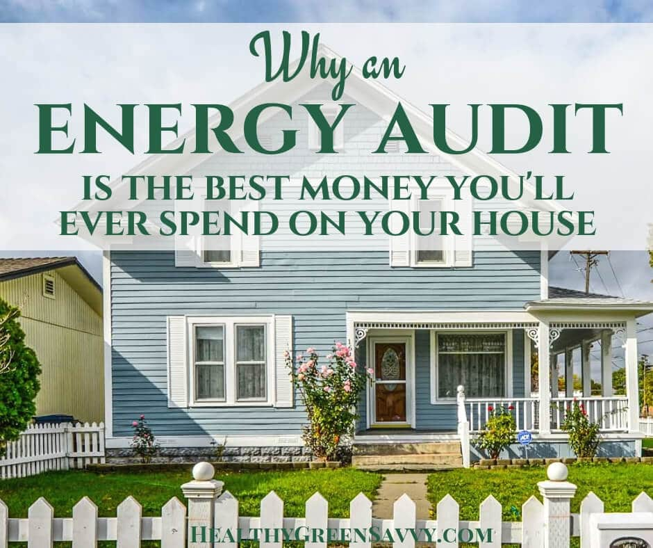 Home Energy Audit = More Cash in the Bank