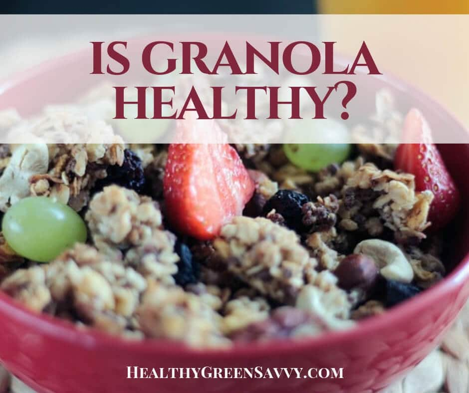 Is Granola Good For You? The Surprising Truth