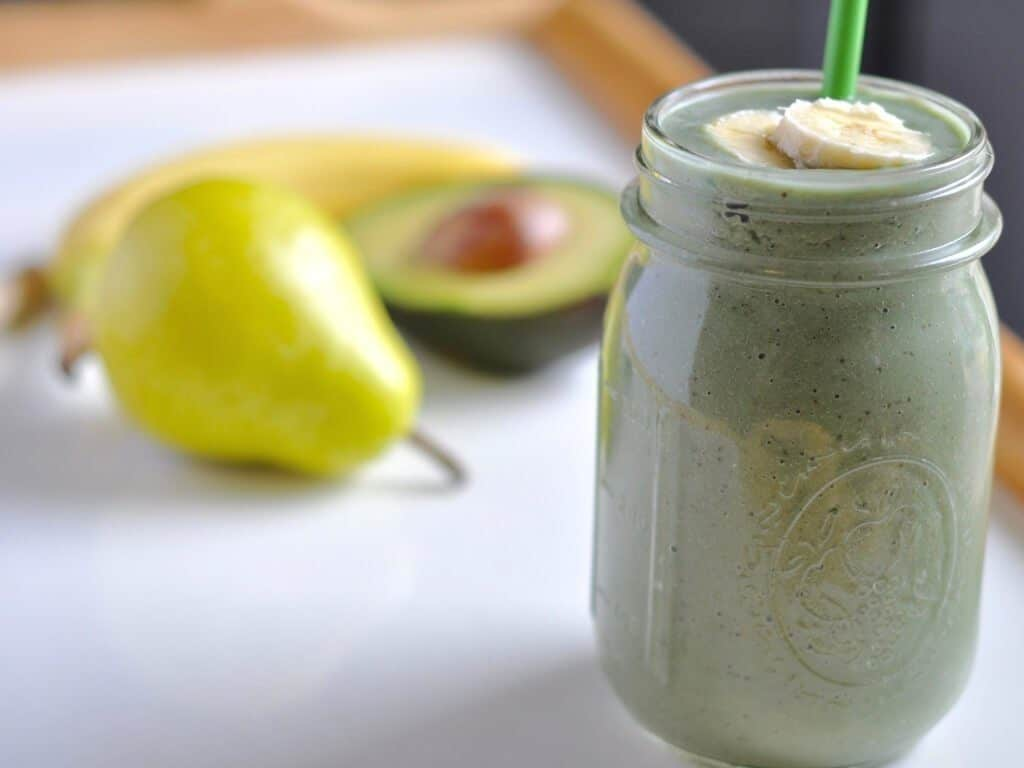 photo of Energizing Green Smoothie from Healthy Christian Home