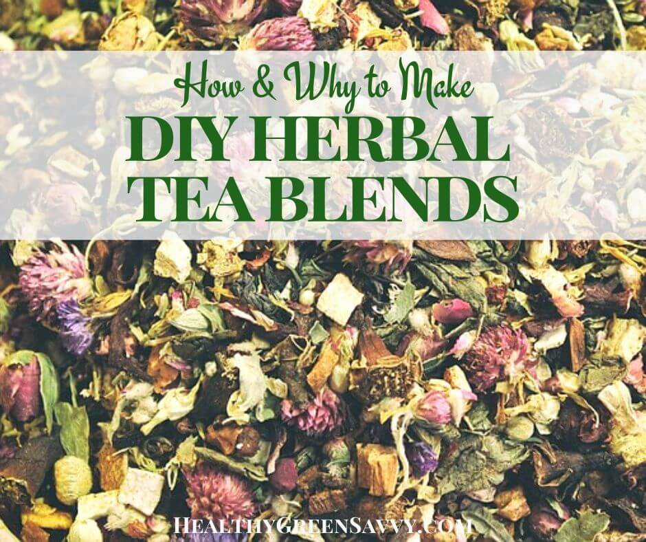 cover photo of herbal tea with title text overlay
