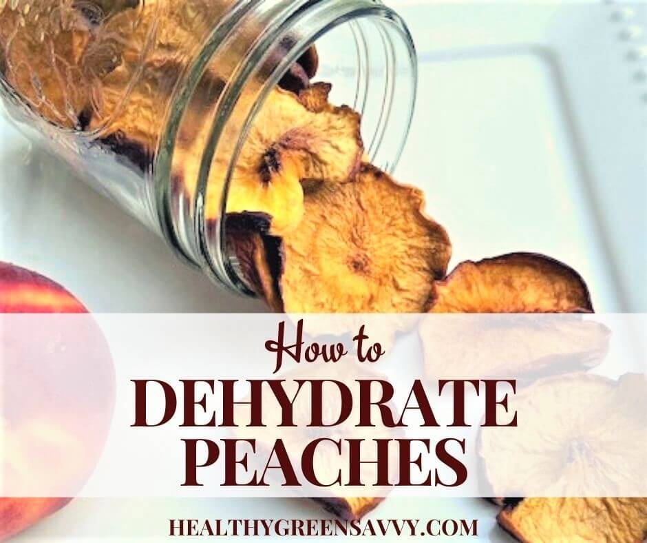 Dehydrating Peaches and Nectarines into Delicious Chewy Treats