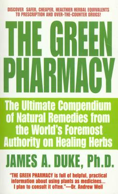 Photo of cover of Green Pharmacy, one of the best herbal medicine books for your home library