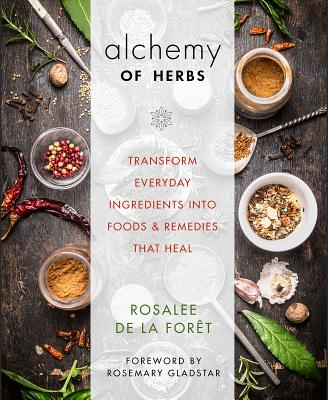 Photo of cover of Alchemy of Herbs, one of the best herbal medicine books around