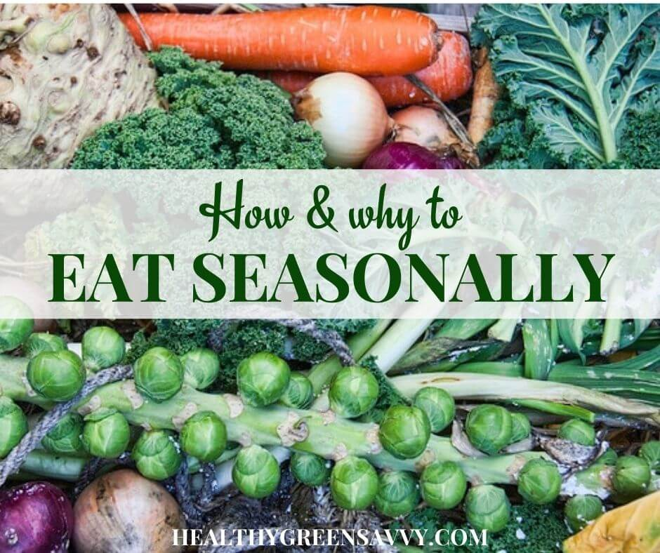 Eating Seasonally All Year Round