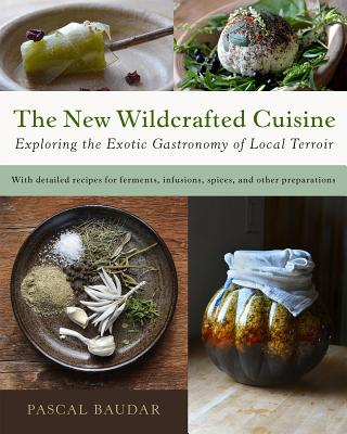photo of foraging cookbook New Wildcrafted Cuisine