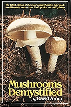 photo of Mushrooms Demystified by Davod Arora