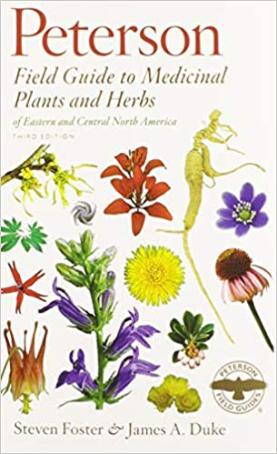 photo of Peterson Field Guide to Medicinal Plants and Herbs of Eastern and Central North America